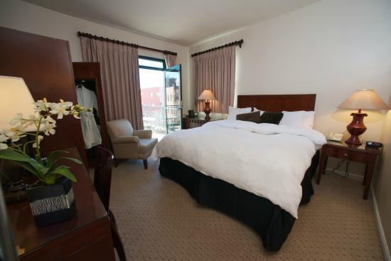 Inn at Cherry Creek: Terrace Room