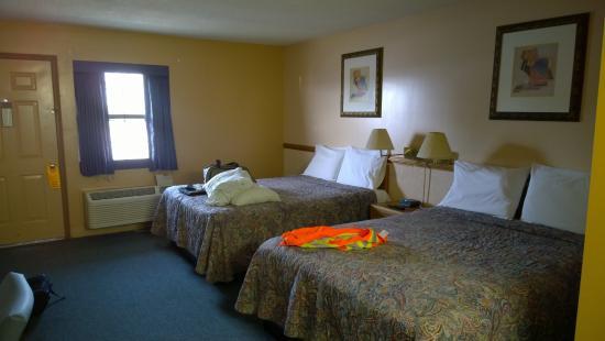 Wellington, KS: Double Room Picture 1