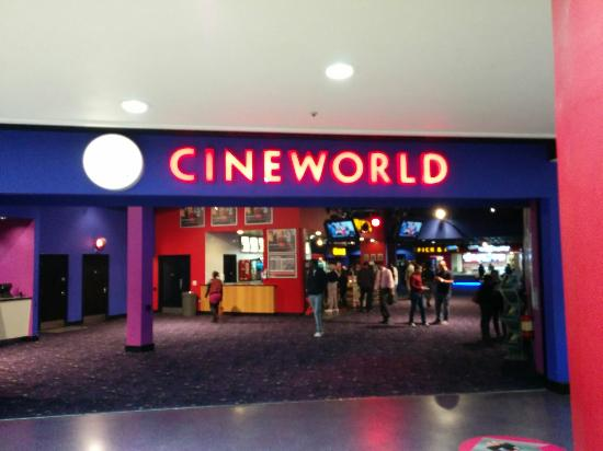 ‪Cineworld Wood Green‬