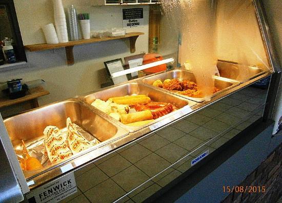 Belyando crossing hot food bar picture of belyando for Hot food bar 3 divisions