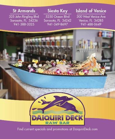 Photo of Nightclub Daiquiri Deck at 325 John Ringling Blvd, Sarasota, FL 34236, United States