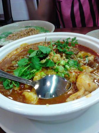 Yun Nan Garden : Spicy but delicious!
