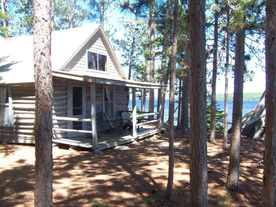 Orrington, Maine: A cabin