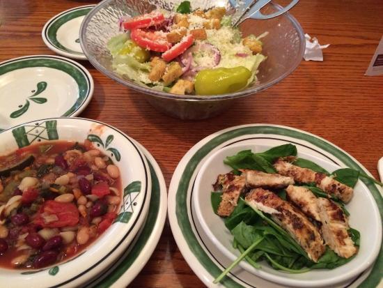 Olive garden norfolk menu prices restaurant reviews tripadvisor for Olive garden va beach