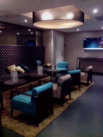 Hotel Escale Oceania : Hall