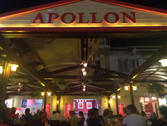 Apollon greek tavern nidrin ravintola arvostelut for Apollon greek and european cuisine