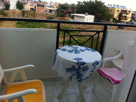 Irilena Apartments: balboncino