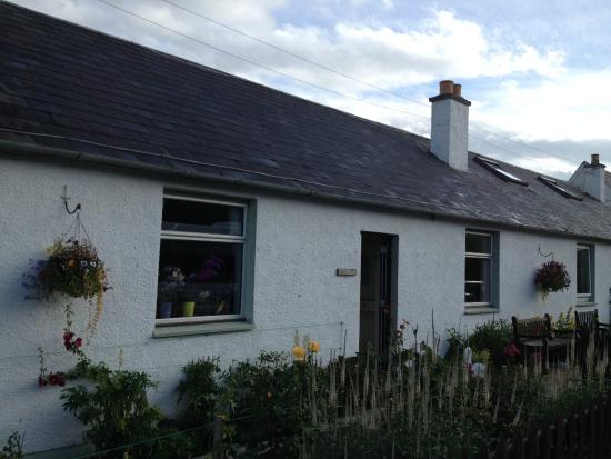 Hill View Bed and Breakfast: B&B Hillview, Plockton.