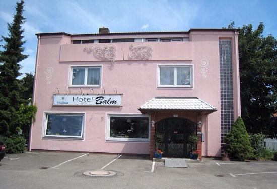 Hotel Garni Balm