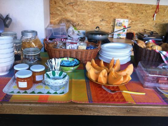 Rosy's Bed & Breakfast: Colazione