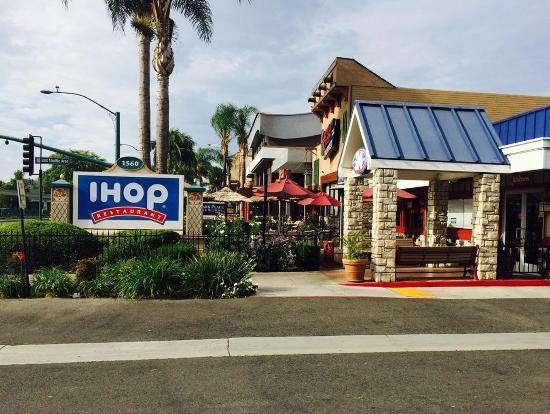 Ihop Restaurant Picture Of Anaheim Orange County Tripadvisor