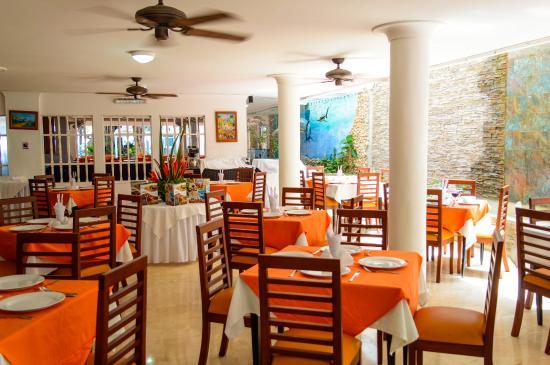 Hotel Playa: Restaurante Principal