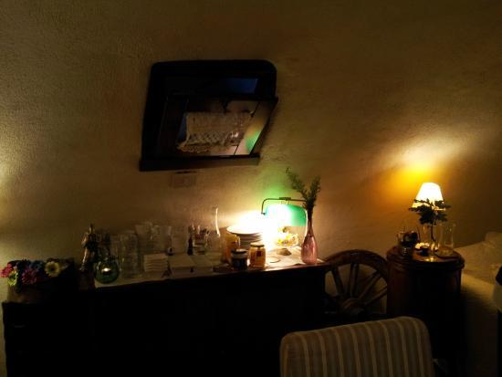 B&B Il Grottino di Assergi : Il grottino