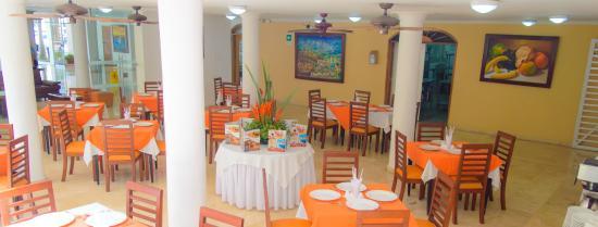 Hotel Playa: Restaurante