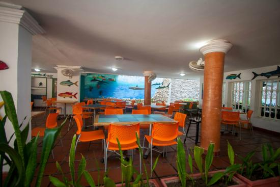 Hotel Playa: Comedor Tropical