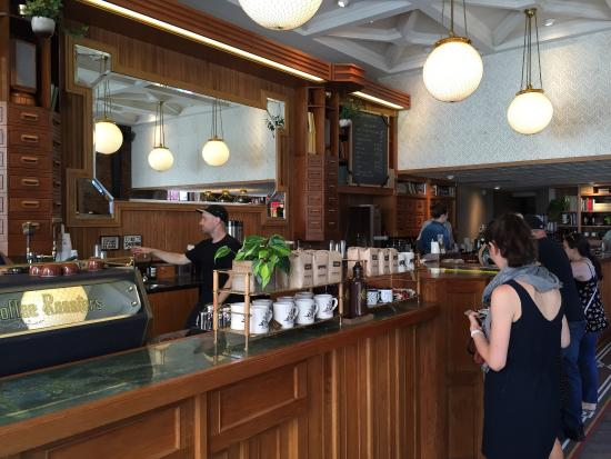Photo of Stumptown Coffee Roasters in New York, NY, US