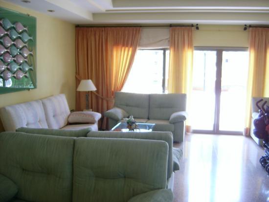AR Galetamar : Recepción Hotel