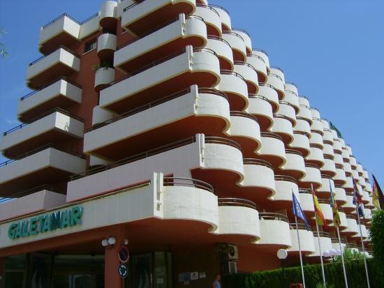 AR Galetamar : Hotel