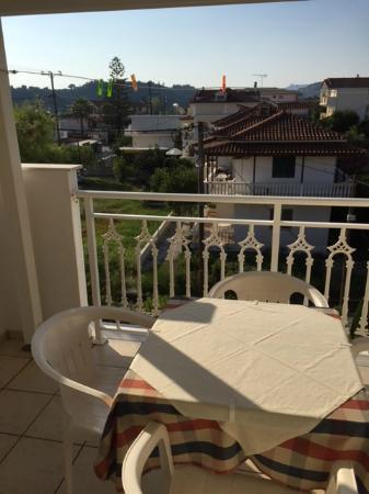 Rania Studios: Balcony - studio 2