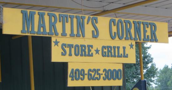Martin's Corner