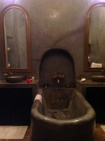 Dar Jaguar: Onze badkamer