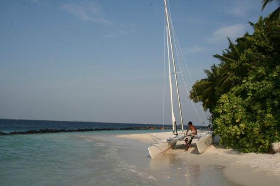 Royal Island Resort & Spa: Paradise beach