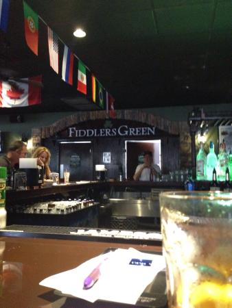 Fiddlers Green Irish Pub Eatery