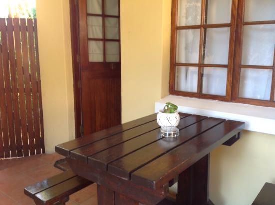 Algoa Guest House: Entrada habitación