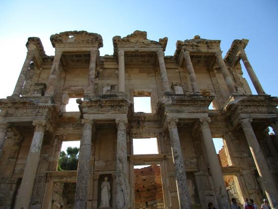 House of the Virgin Mary - Picture of Ephesus Shuttle Day ...
