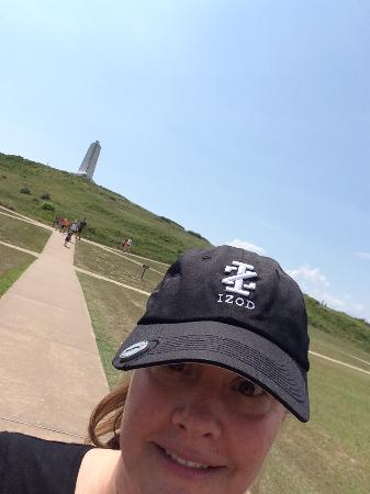 Wright Brothers National Memorial: View