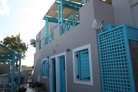 Villa Rose: hotel