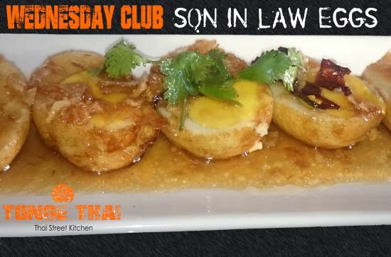 Bolton, UK: Wednesday cub dish
