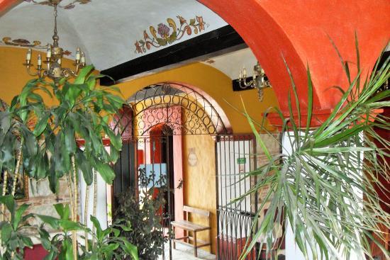 Hotel Casa del Sotano