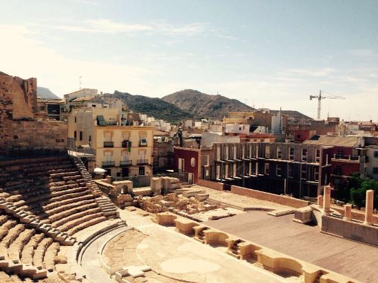 Teatro Romano - Picture of Roman Theatre Museum, Cartagena ...