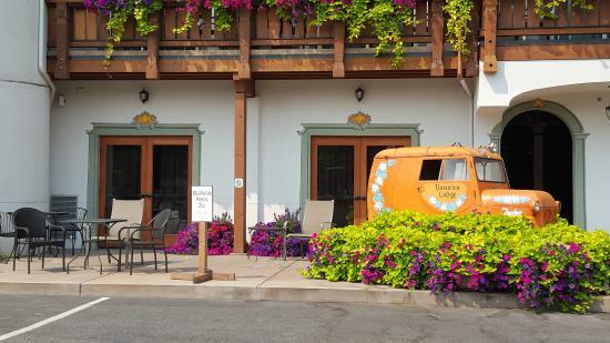 巴伐利亞小屋照片