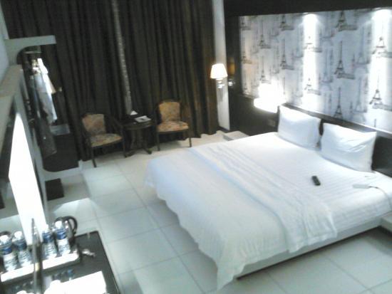 Muadzam Shah, Μαλαισία: spacious room