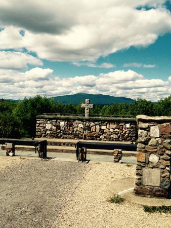 Rindge, NH: Cathedral of the Pines