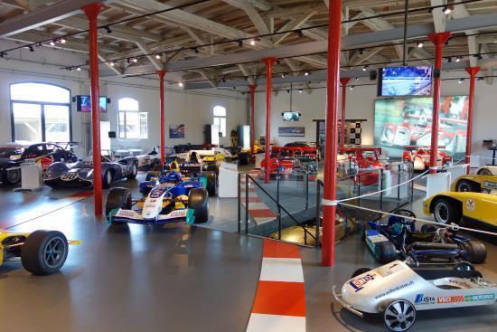 Autobau: Racecar Area