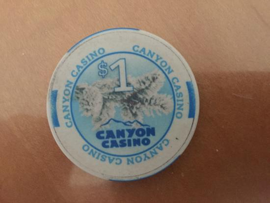 Black Hawk, CO: $1 casino chip
