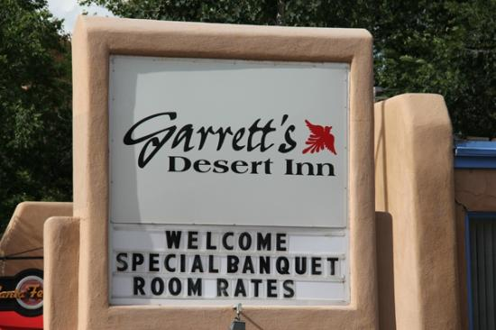 Garrett's Desert Inn: Nice Place to Stay in Santa Fe