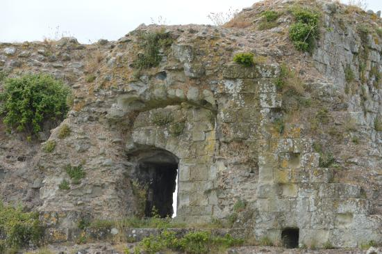 The Limes Bed & Breakfast : Pevensey Castle