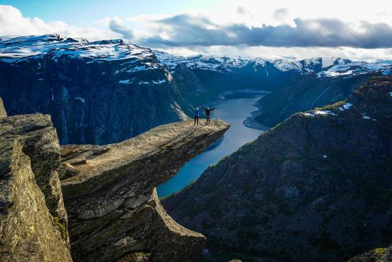 Odda, Noorwegen: Trolltunga