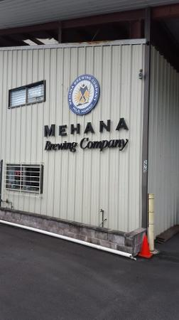 Mehana Brewing Company : You've arrived, come on in and try some beer!