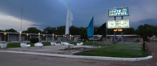 Historic Route 66 Motel