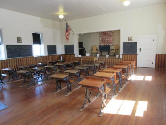Tubac, AZ: school