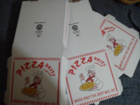 Pizzability Sooke : A Regular Customer