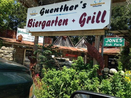 Guenthers Creekside Grill: Guenthers