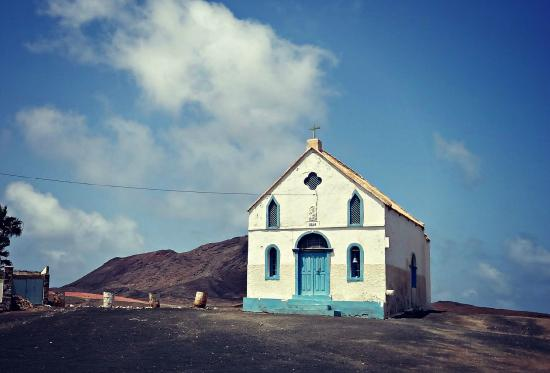 Lady Compassion Chapel in Pedra de Lume, Cape Verde