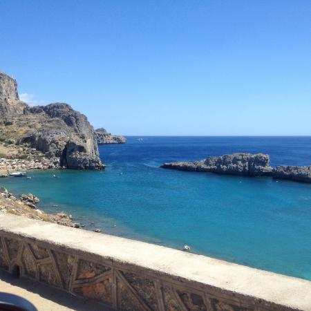 lindos 3 - Photo de Agios Pavlos Beach (Saint Paul ...