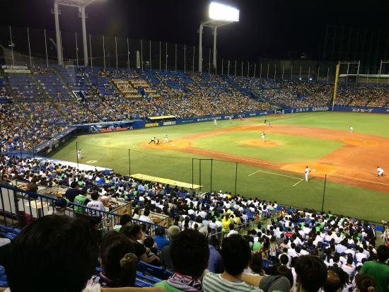 Jingu Baseball Stadium